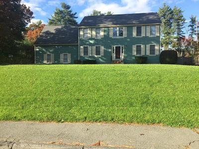 Raynham Single Family Home For Sale: 9 Shirley Road