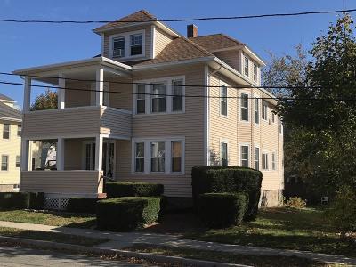 Quincy Multi Family Home Contingent: 165 Davis St