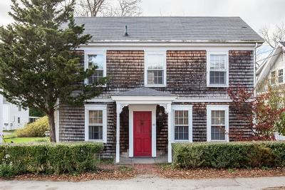 Cohasset MA Single Family Home Under Agreement: $425,000