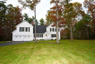 Marshfield Single Family Home For Sale: 80 Prince Rogers Way