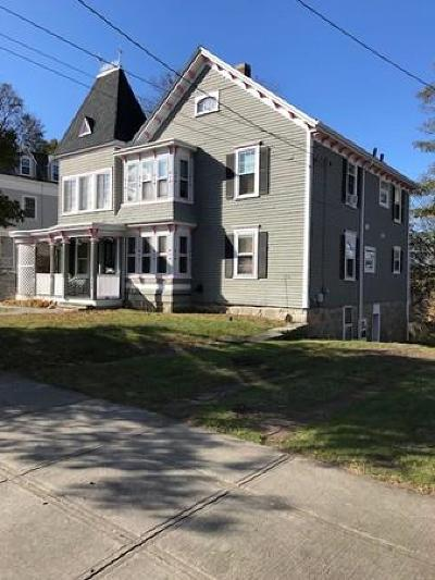 Fall River Single Family Home For Sale: 924 Highland Ave.