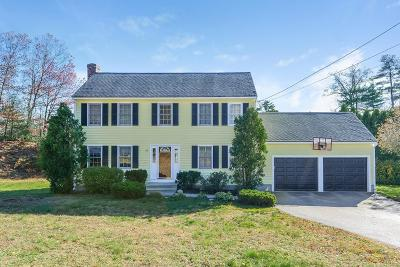 Bellingham Single Family Home For Sale: 15 Centerville Ln