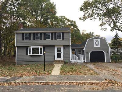 Weymouth Single Family Home For Sale: 133 Ivy Road