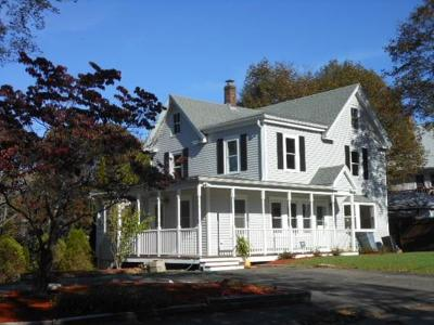 Quincy Single Family Home For Sale: 136 Bunker Hill Lane
