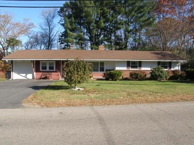 Canton Single Family Home For Sale: 34 Wentworth Road