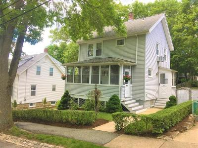 Arlington Rental For Rent: 36 Newland Rd #1