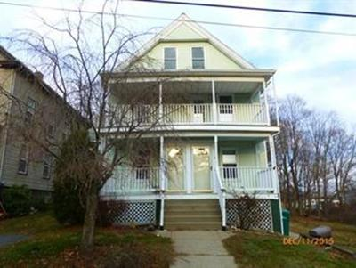 Attleboro Rental For Rent: Six East Fourth #2