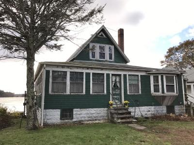 Halifax Single Family Home For Sale: 7 Old Ocean Avenue