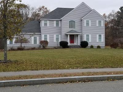 Brockton Single Family Home For Sale: 21 Athens