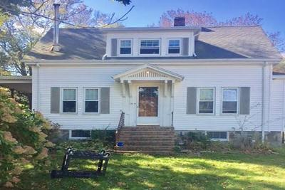 West Bridgewater Single Family Home For Sale: 138 North Elm Street
