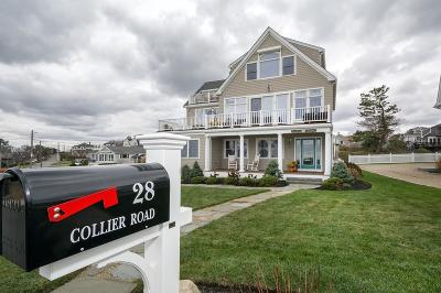 Scituate Single Family Home Back On Market: 28 Collier Rd