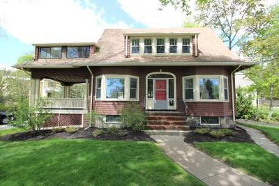 Arlington Rental For Rent: 163 Pleasant St #.