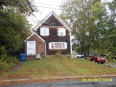 Bridgewater Single Family Home For Sale: 40 Shaw Rd
