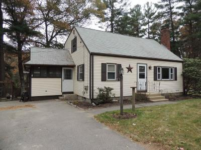 Halifax Single Family Home For Sale: 1 Ash Road