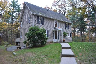 Framingham Single Family Home Contingent: 31 Valley Rd