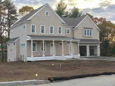 Marshfield Single Family Home For Sale: 2 Cottage Ln