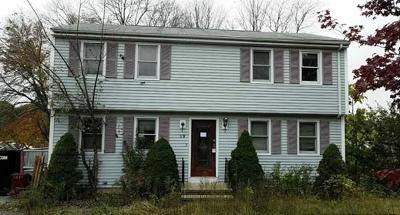 Lowell Single Family Home Under Agreement: 19 S Ridge Cir