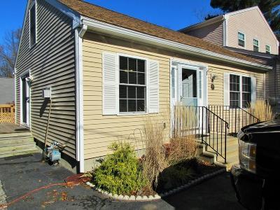 Billerica Rental For Rent: 55 Friendship St #Left