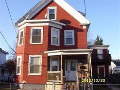 Brockton Multi Family Home For Sale: 16 Garfield Street