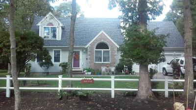 Falmouth Single Family Home For Sale: 303 Acapesket Rd