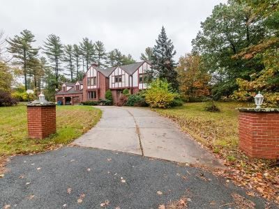 Canton Single Family Home For Sale: 16 Weathervane Rd