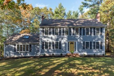 Duxbury Single Family Home For Sale: 2 Federal Eagle Rd