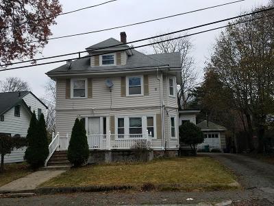 Brockton MA Single Family Home New: $359,000