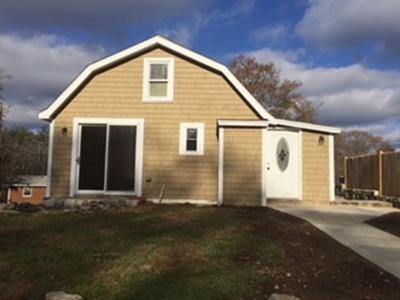 Gloucester MA Single Family Home For Sale: $329,000