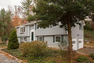 Cohasset Single Family Home For Sale: 4 Cedar Acres Ln