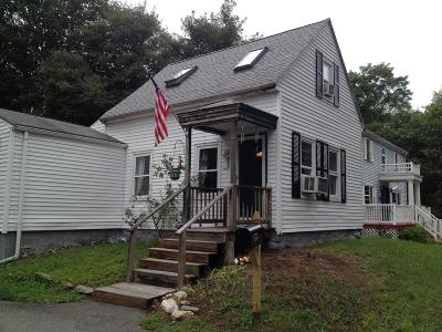 Brockton Single Family Home For Sale: 22 Thatcher Ct