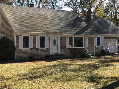 Falmouth Single Family Home New: 447 Sandwich Road