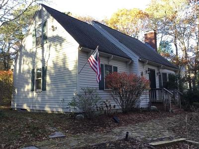 Mashpee Single Family Home New: 90 Amos Landing Rd