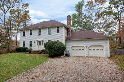 Bourne Single Family Home For Sale: 44 Monument Neck Rd