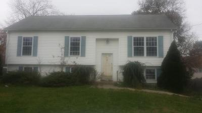Brockton Single Family Home New: 51 Russell Rd