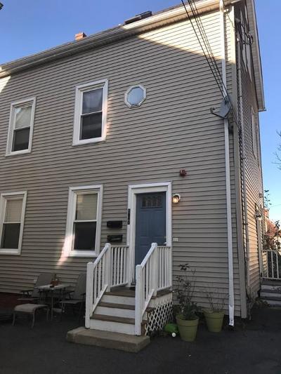 Malden Condo/Townhouse For Sale: 107 Medford Street #3