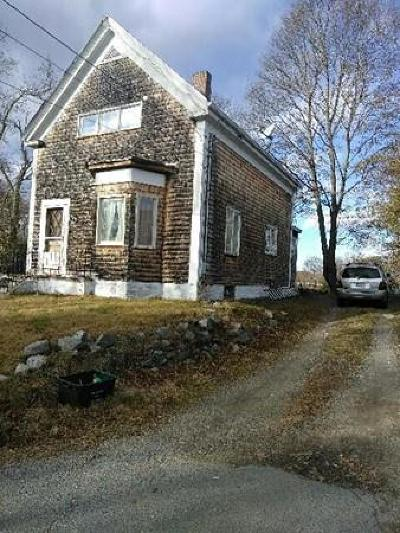Randolph Single Family Home For Sale: 178 Liberty St