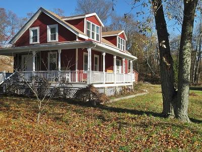 Attleboro Single Family Home For Sale: 27 Park Place