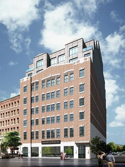 Boston Condo/Townhouse New: 121 Portland Street #701