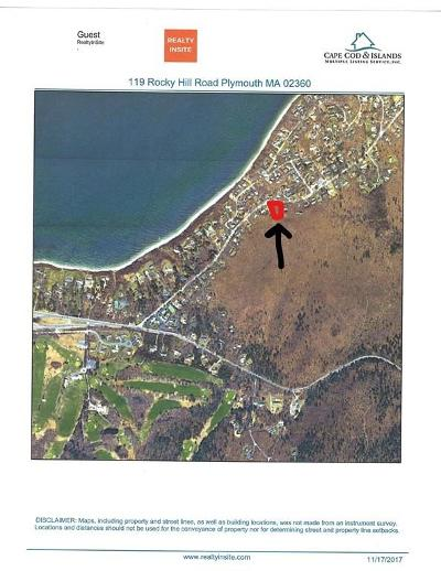 Plymouth Residential Lots & Land For Sale: 119 Rocky Hill Rd