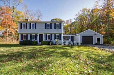 Scituate Single Family Home New: 44 Rosas Ln