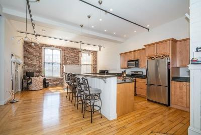 Lowell Rental For Rent: 181 Market St #20
