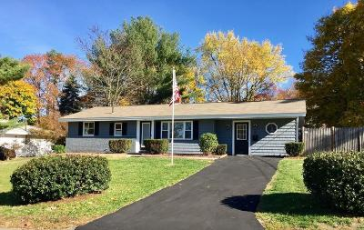 Brockton Single Family Home New: 31 Aspen Street