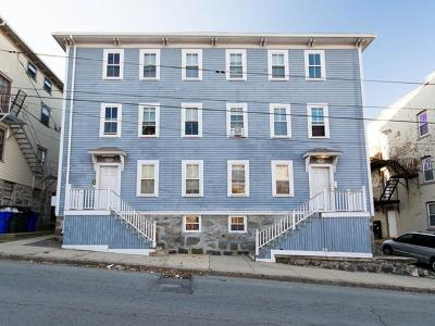 Fall River Multi Family Home For Sale: 297-303 Hartwell St