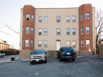 Fall River Multi Family Home For Sale: 287 Hartwell St