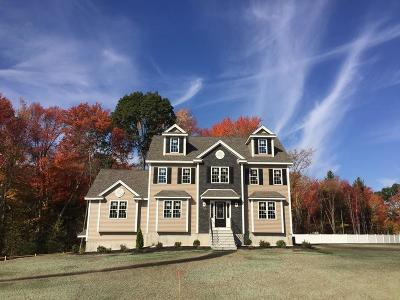 Billerica Single Family Home Contingent: 15 Fieldstone Lane