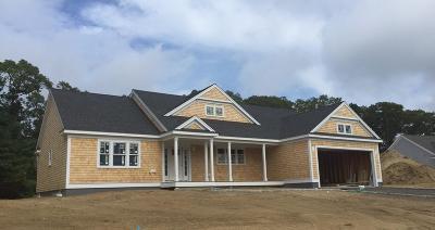 MA-Barnstable County Single Family Home For Sale: Lot 4 Colonel's/Hydrangea Cir