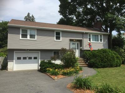Hudson Single Family Home For Sale: 1 Warner Street