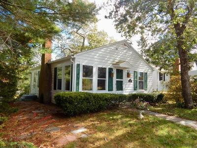 Bourne Single Family Home Under Agreement: 20 Wallace Pt