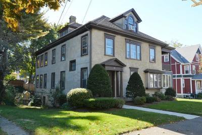 Melrose Single Family Home Under Agreement: 53 Porter Street #2