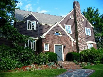 Brookline Rental For Rent: 20 Lagrange St